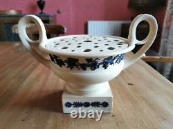 18th Century Wedgwood Jasperware Bough Pot