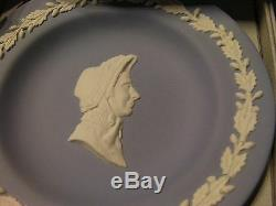 1970s WEDGWOOD GENERAL &MRS WILLIAM BOOTH Sweet Dishes SALVATION ARMY Jasperware