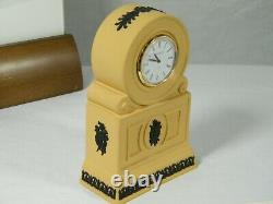 A Wedgwood Libaray series Mantle Clock, magnificent and extremely rare