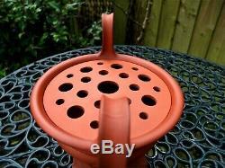Antique Early 19thc Wedgwood Rosso Antico & Basalt Bough Pot C1820 -jasperware