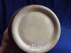 Antique WEDGWOOD JASPERWARE CRIMSON Cache Pot/Jardiniere 5 ¼W By 7 ½Hi GREAT
