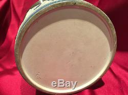 Antique Wedgwood Jasperware Biscuit Barrel/Cookie Jar