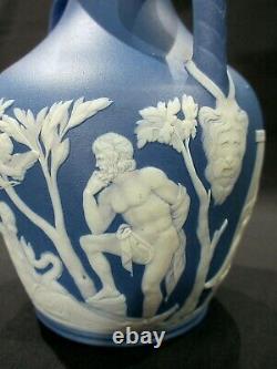 Antique Wedgwood Jasperware Portland Vase Mint Condition