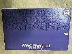 C.'81 Wedgwood Blue Jasperware ROYAL WEDDING 12.25 Urn #34/100 LTD NEW