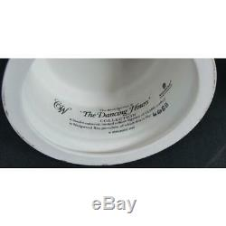 COMPLETE SET 6 Ltd Ed Wedgwood Parian Ware Jasperware Dancing Hours 10 Statues