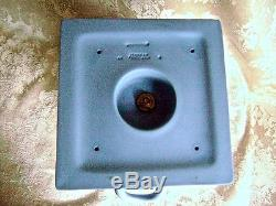 Large Wedgwood Blue Jasperware Pedestal Campana Urn Mint Conditon