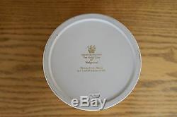Limited Edition Wedgwood Noble Line Cream Jasper Ware Dancing Hours Bijoux Box