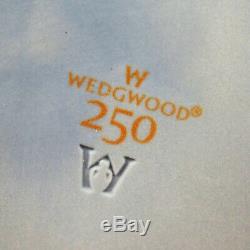 RARE Vintage Wedgwood Blue Jasper Ware Arabesque Tea Pot 250 Anniversary HTF