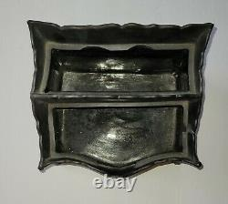 RARE Wedgwood Jasperware Black Basalt Bough Pot 1763-1790 William Keeling
