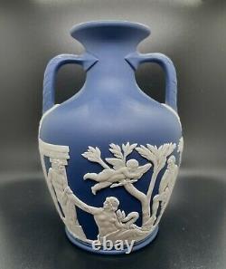 Rare Wedgwood Jasperware Portland Vase-Portland Bule