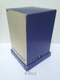 Rare Wedgwood Jasperware Tri-colour Vase- Limited Edition of 200