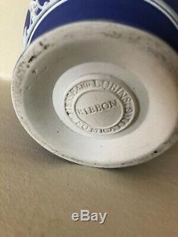 Very Rare Wedgwood Only Jasperware Ribbon Fumigators