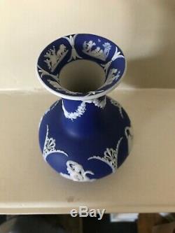 Very Rare Wedgwood Only Jasperware Vase