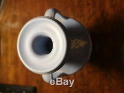 Wedgewood Jasperware Blue RARE Trophy Vase