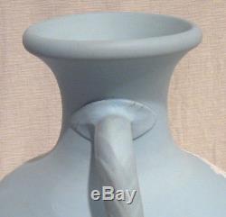 Wedgwood 10 Light Blue Jasperware Portland vase