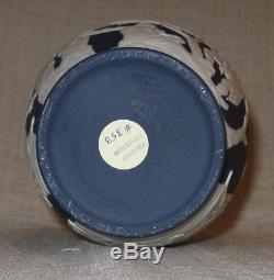 Wedgwood 6 Dark Blue Jasperware Portland Vase