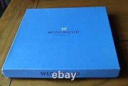 Wedgwood Anti Slavery Oval Plaque Am I Not A Man And A Brother Jasperware BOXED