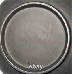 Wedgwood Basalt Black 4 Cup Tea Pot, 3 1/2
