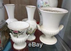 Wedgwood Jasper Ware And Strawberry And Others
