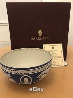 Wedgwood Jasper Ware Bowl