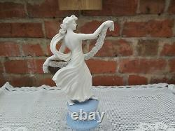 Wedgwood Jasperware Dancing hours collection Laurel Garland Limited edition
