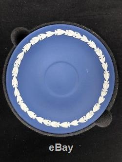 Wedgwood Jasperware Harlequin Tea Set of 6 Cups & Saucers