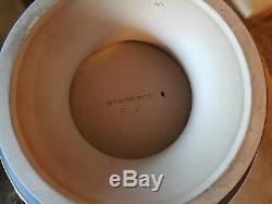Wedgwood Jasperware Jasper ware Blue Dip Sacrifice Bowl Pre 1860