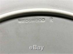 Wedgwood Jasperware MUSEUM SERIES C. 1978 Diced Trophy Plate #84/500 with COA