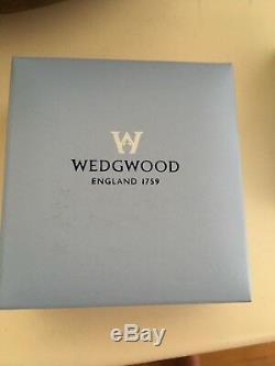 Wedgwood Jasperware Miniature Set of 6 Portland Vases Original Box RARE NICE