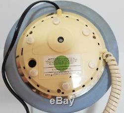 Wedgwood Jasperware Rotary Dial Astral Telecom English Telephone Blue 1986 WORKS