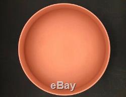Wedgwood Jasperware Terracotta Large Footed Bowl