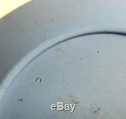 Wedgwood Pale Blue Jasperware Saucer C1790-1800