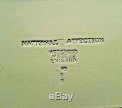 Wedgwood Plaque Jasperware Green MATERNAL AFFECTION Unframed Vintage