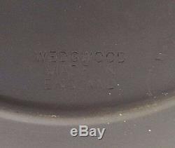 Wedgwood Portland Blue Jasperware Collectors Plate 8
