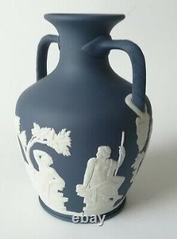 Wedgwood Portland Vase Portland Blue Jasperware