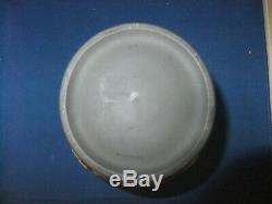 Wedgwood Rare Black & White Jasper Portland Vase