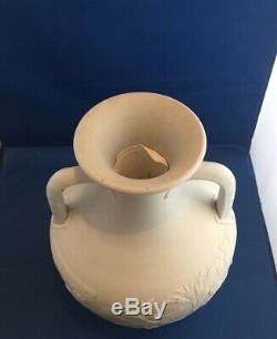Wedgwood Solid White Jasperware 10 Portland Vase C1880