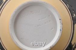 Wedgwood Yellow Buff Black Relief Jasperware Creamer Repaired