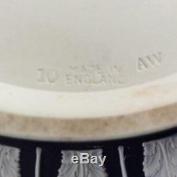 Wedgwood black jasper dipped 10 dancing hours bowl