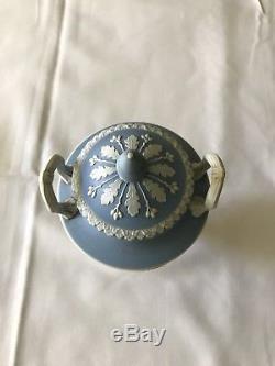 Wedgwood jasperware Lidded Urn