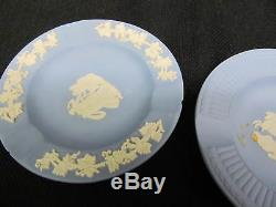 31pc Mixed Wedgwood Crème Sur Lavande (bleu) Neoclassic Jasperware Vases Etc