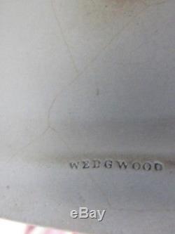 Jasper Bleu De Wedgwood Pot De Bulbe Du 18ème Siècle