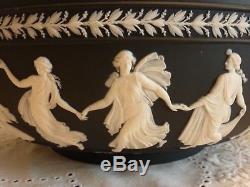 Lovely Wedgwood Dancing Heures 10 Jasperware Bol