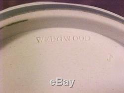 Wedgwood Bac De Biscuit Jasperware 18ème, Femmes / Enfants, Couvercle Metal / Anneau / Poignee