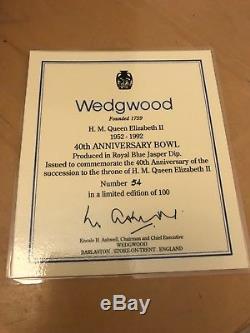 Wedgwood Jasper Ware Bol