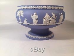 Wedgwood Jasperware Centrepiece Centrale Pedestal Bowl